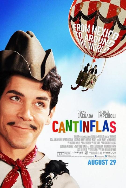 cantinflas 539x800 Tráiler de Cantinflas, polémica película protagonizada por actor español