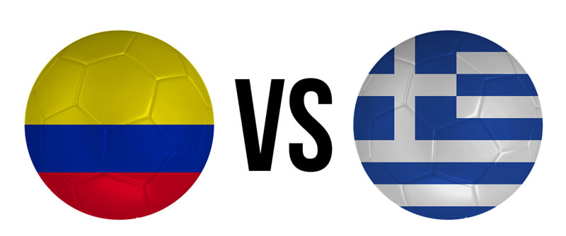 colombia vs grecia en vivo brasil 2014 Colombia vs Grecia en vivo por internet, Mundial Brasil 2014