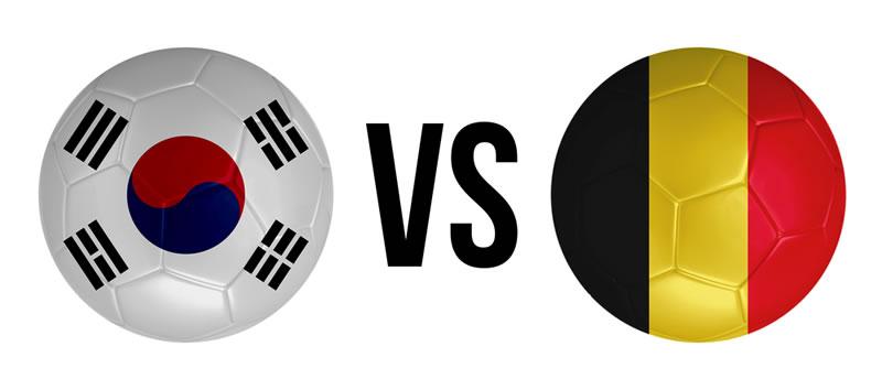 Sigue a Corea del Sur vs Bélgica en vivo este 26 de Junio - corea-del-sur-vs-belgica-en-vivo-mundial-2014