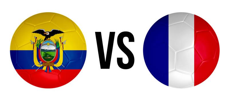Partido Ecuador vs Francia en vivo por internet, Mundial 2014 - ecuador-vs-francia-en-vivo-25-junio