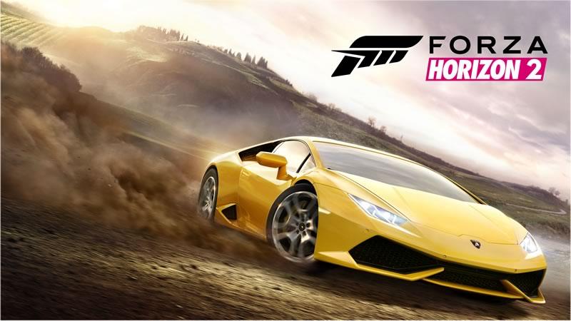 Estos son los juegos para Xbox anunciados en E3 2014 y más - forza-horizon-2-e3