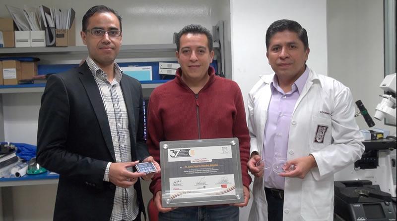 Desarrollan en México tecnología que detecta probióticos en alimentos - ganadores-del-premio-nacional-de-la-ciencia-y-tecnologia-en-alimentos