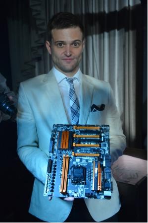 GIGABYTE rompió un record mundial al inicio de Computex 2014 - gigabyte-computex-3