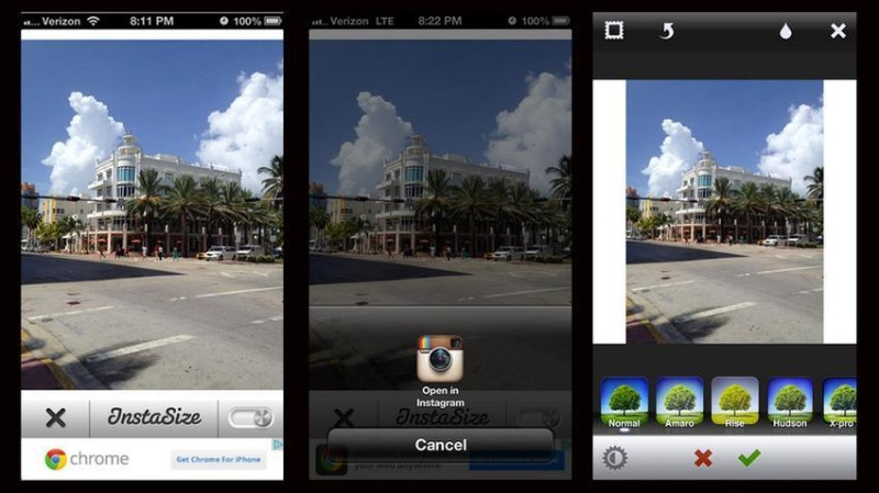 Publicar fotos a tamaño completo en Instagram con Instasize - instasize-800x449