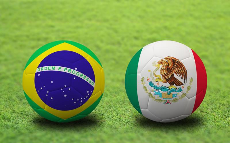México va ganando a Brasil en su duelo en Twitter ¡Apoya a la selección! - mexico-vs-brasil-twitter