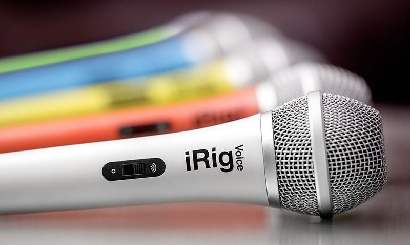 iRig Voice, un micrófono para iPhone o Android que te gustará - microfono-para-iphone-irig-voice