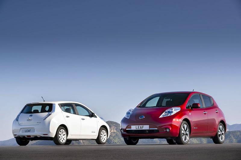 Mitos de los autos eléctricos y sus realidades - nissan-leaf-mitos