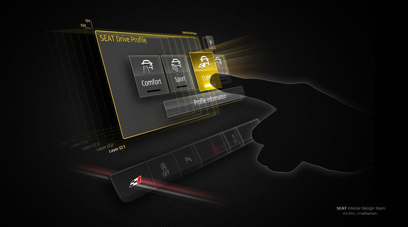 seat con android auto SEAT utilizará Android Auto en sus automóviles