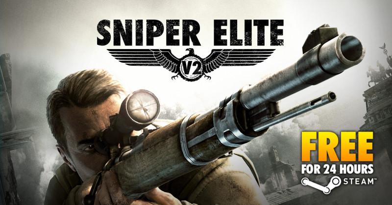 Descarga gratis Sniper Elite V2 a través de Steam - sniper-elite-v2-gratis-800x418