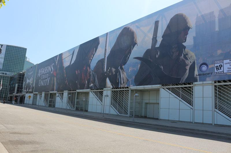 Juegos de Ubisoft anunciados en el E3 2014 ¡Conócelos! - ubisoft-e3