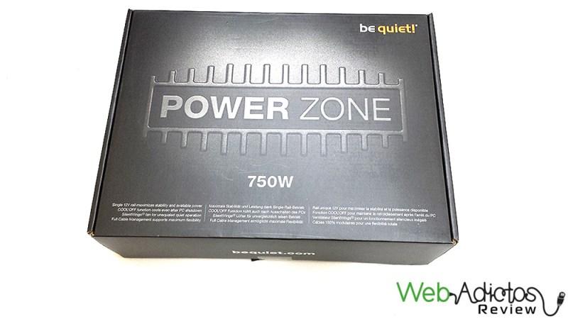 Be Quiet! Power Zone 750W [Reseña] - 26