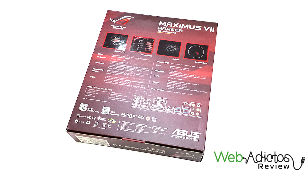33 ASUS Maximus VII Ranger [Reseña]