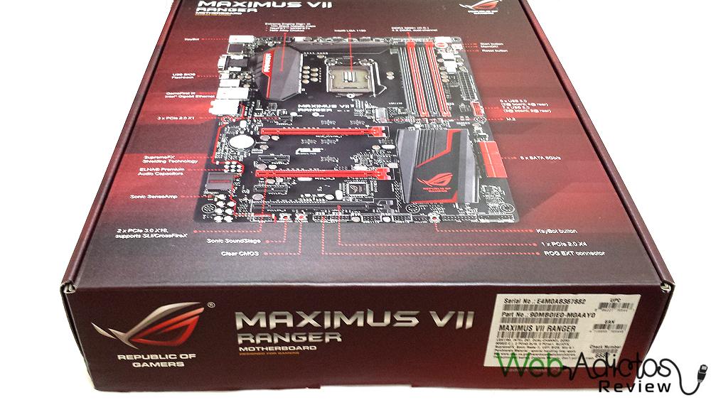 ASUS Maximus VII Ranger [Reseña] - 42