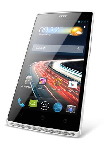 Smartphones Liquid y SmartBand de Acer llegan a México - ACER-Liquid-Z5-ZXL-white-04