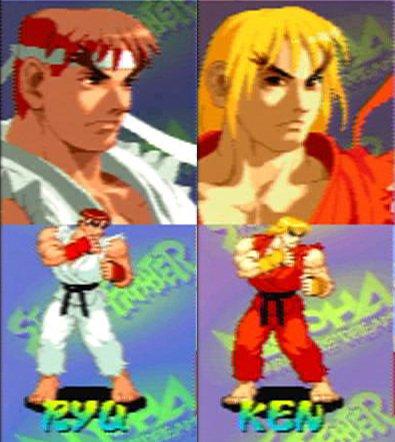 Ryu de Street Fighter cumple 50 años ¡Conócelo a través de su historia! - ALPHA_chars_new-article_image