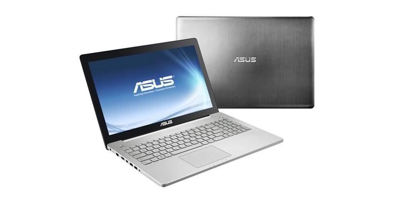 ASUS N550 ASUS presenta sus productos para el regreso a clases 2014