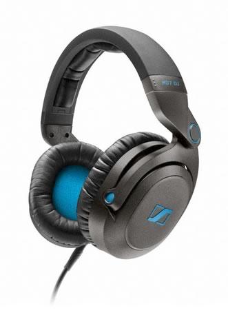 Nuevos audífonos para DJs HD8 DJ y HD7 DJ de Sennheiser - HD-7-DJ