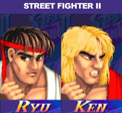 SF II Ryu Ken 2 article image Ryu de Street Fighter cumple 50 años ¡Conócelo a través de su historia!