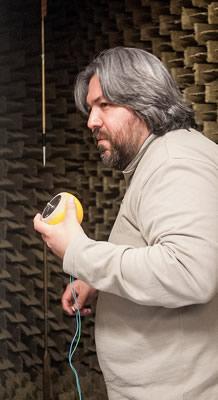 Colabora mexicano en Dinamarca para establecer parámetros de calidad en el sonido - Salvador-Barrera-Figueroa
