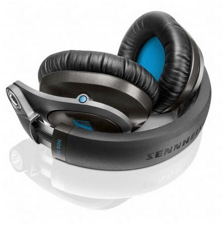 Nuevos audífonos para DJs HD8 DJ y HD7 DJ de Sennheiser - Sennheiser-HD8-DJ