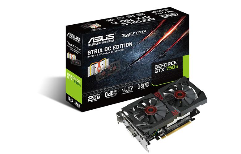 ASUS Anuncia la tarjeta gráfica Strix GTX 750 Ti OC - Tarjeta-de-video-ASUS-Strix-GTX-750Ti-OC