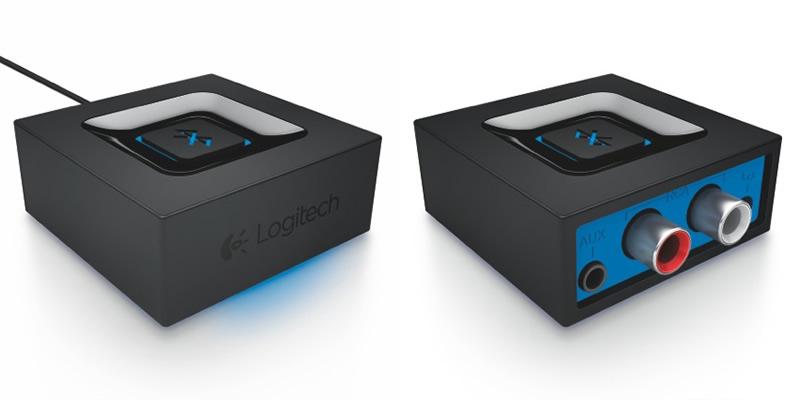 El adaptador de Audio Bluetooth de Logitech convierte tus bocinas en un sistema de sonido inalámbrico - adaptador-bluetooth-logitech