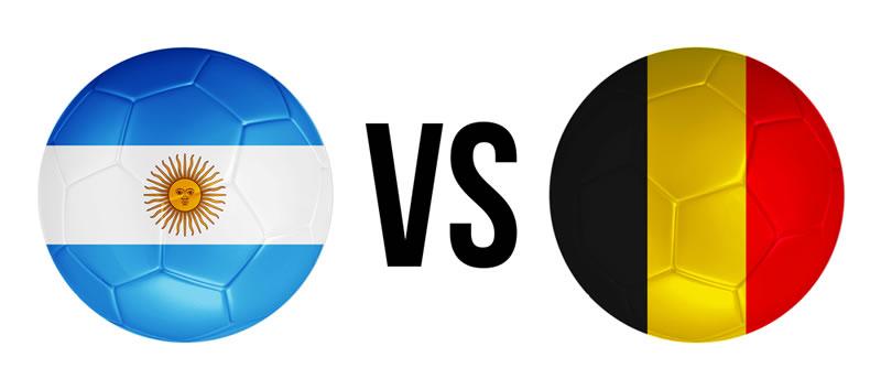 Partido Argentina vs Bélgica en vivo por internet este 5 de Julio - argentina-vs-belgica-en-vivo-cuartos-de-final-brasil-2014