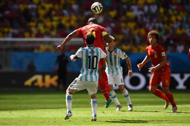 Repeticiones de los partidos de cuartos de final del mundial 2014 ¡Completos! - argentina-vs-belgica