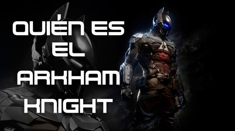 ¿Quién es el Arkham Knight? - arkham-knight-1-800x447