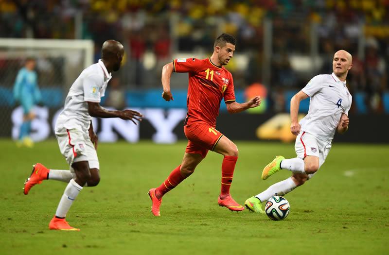 Revive los partidos de Octavos de final del Mundial 2014 - belgicavs-estados-unidos-octavos-de-final