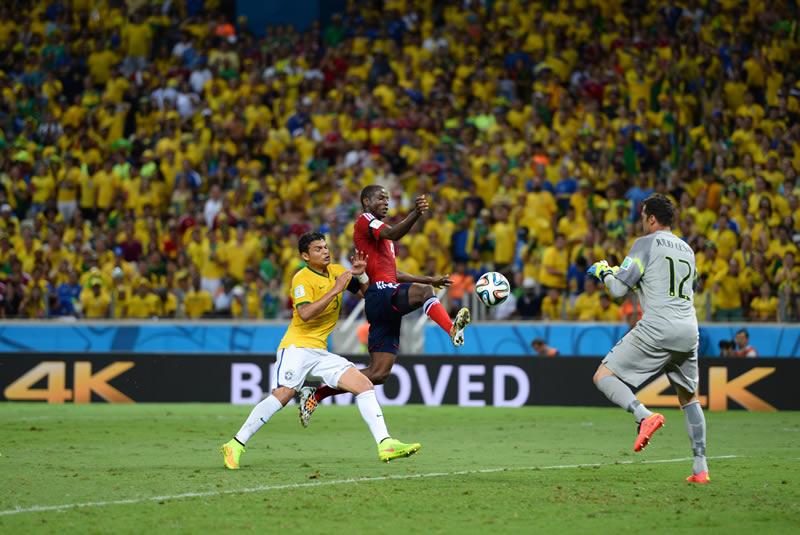 brasil vs colombia Repeticiones de los partidos de cuartos de final del mundial 2014 ¡Completos!