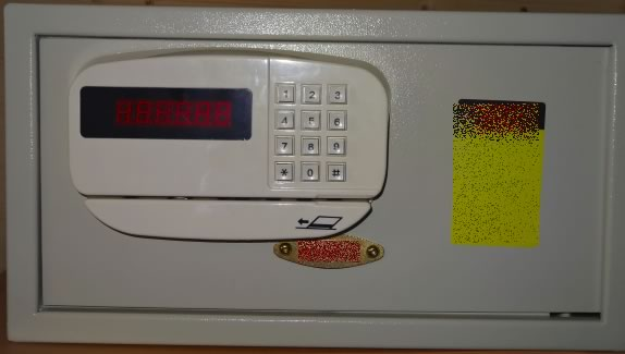 Las cajas fuertes en los hoteles ¿Son realmente seguras? - caja-fuerte-en-hotel