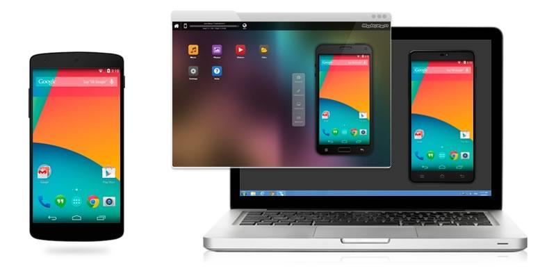 controlar android desde pc mobizen Controla tu Android desde tu computadora con Mobizen
