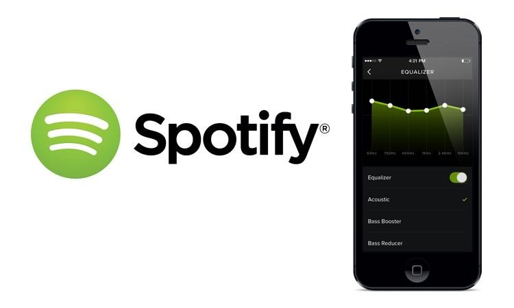 ecualizador spotify iphone Spotify lanza un ecualizador para su app en iOS