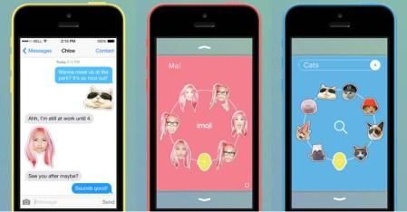 Imoji, crea emoticons para tus mensajes de iMessage en iOS