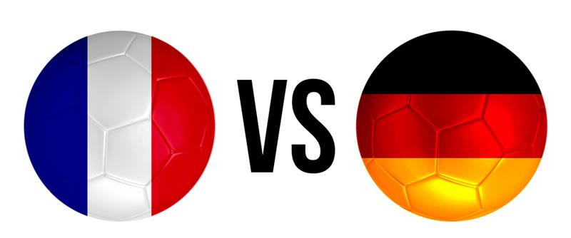 Partido Francia vs Alemania en vivo por internet este 4 de Julio - francia-vs-alemania-en-vivo-julio-4