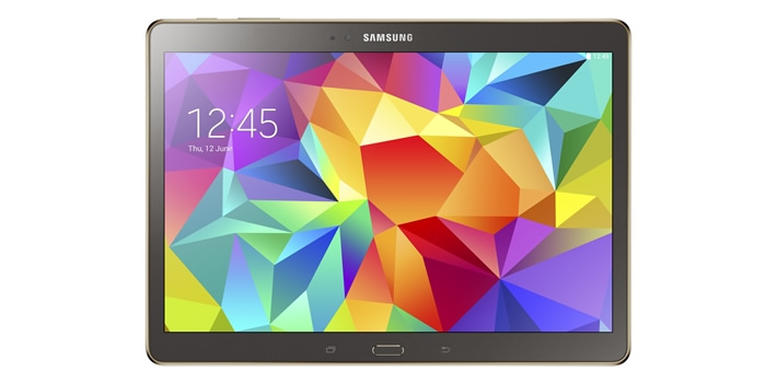 Galaxy Tab S llegó a México - galaxy-tab-s