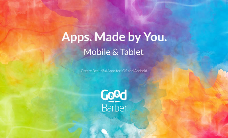 Desarrolla apps para iPhone, iPad y Android con GoodBarber 3 ¡Sin necesidad de saber programar! - goodbarber-3