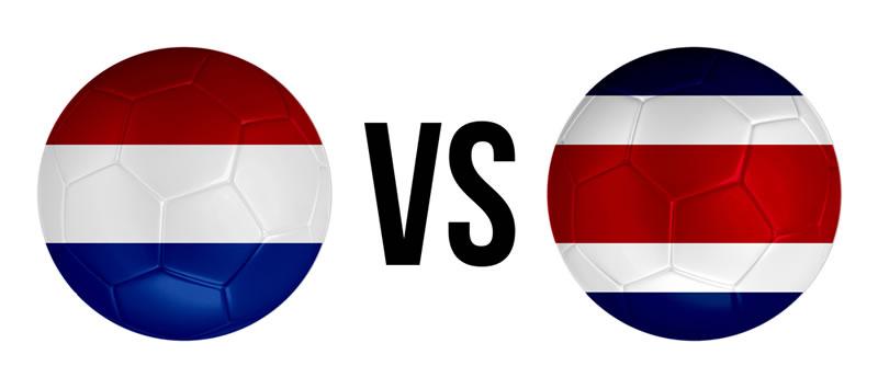 holanda vs costa rica en vivo cuartos de final Partido Costa Rica vs Holanda en vivo por internet este 5 de Julio