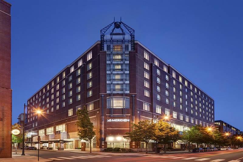 hoteles geek Le Meridien Cambridge MIT 5 Hoteles Geek que querrás visitar