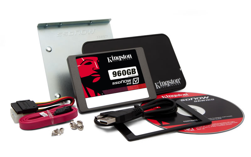 Kingston lanza una SSD de 960GB - kingston-V310-ssd-960GB-kit