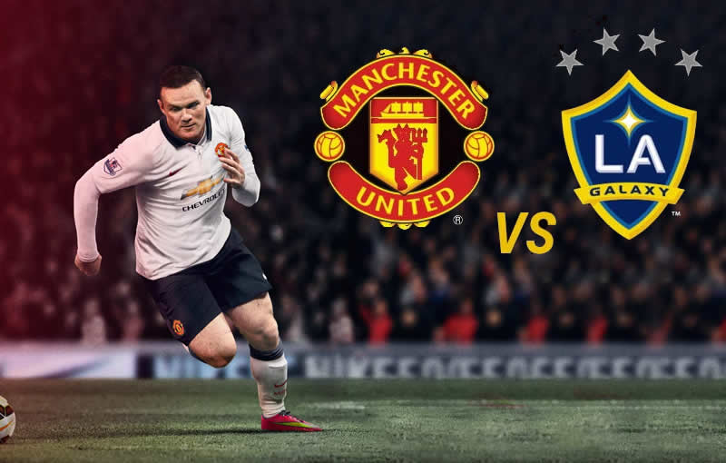 Manchester United vs Galaxy en vivo por internet en el #MuTour 2014 - manchester-united-vs-galaxy-en-vivo-mutour