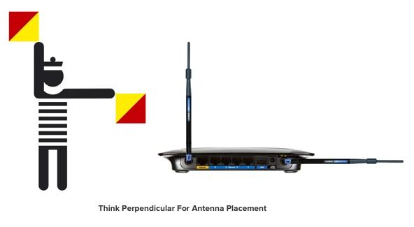 Maximiza la señal de tu router WiFi con este simple truco - maximizar-senal-wifi-posicion-de-las-antenas-del-router