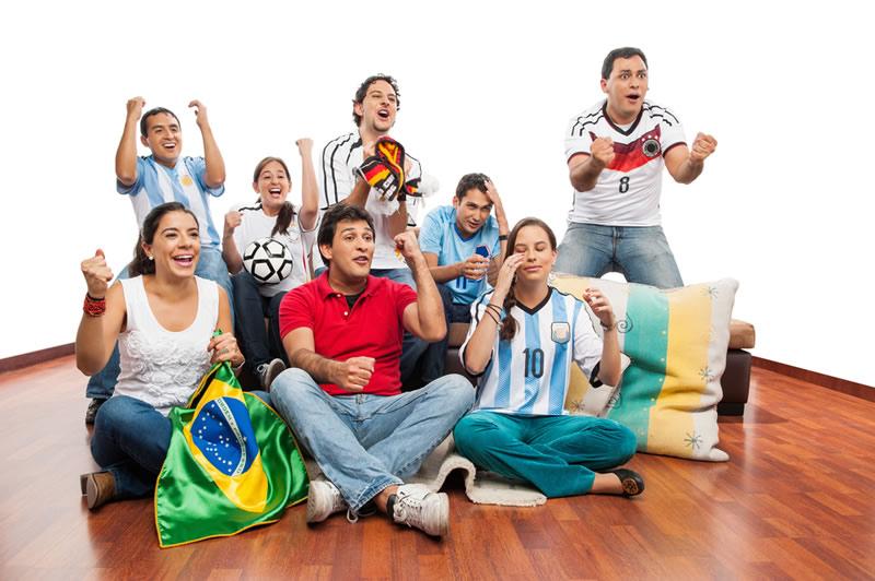 opciones para seguir la final del mundial 2014 en vivo Final de la Copa del Mundo 2014 en vivo por internet