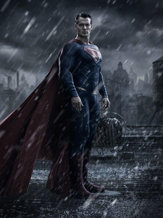 Primera imagen de Henry Cavill como Superman en la nueva película contra Batman - primera-imagen-de-superman-batman-v-superman