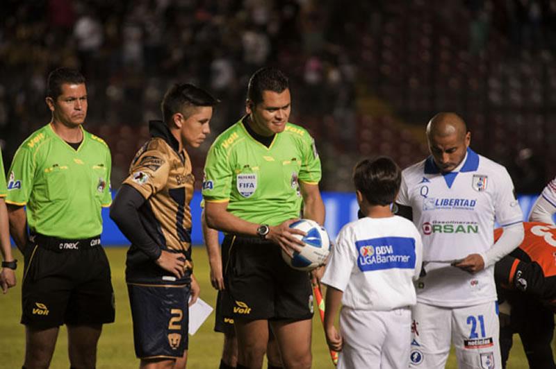 Pumas vs Querétaro en vivo en la jornada 1 del Apertura 2014 - queretaro-vs-pumas-en-vivo-apertura-2014