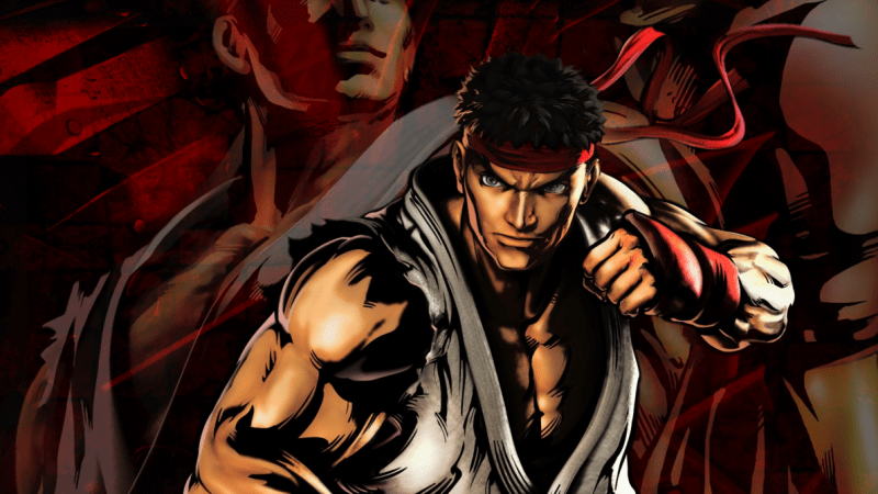 Ryu de Street Fighter cumple 50 años ¡Conócelo a través de su historia! - street_fighter__ryu_2__by_light_rock-d5xxzt0-800x450