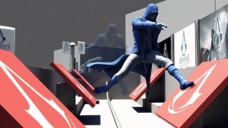 Conviértete en el rey del parkour con The Assassin's Creed Experience