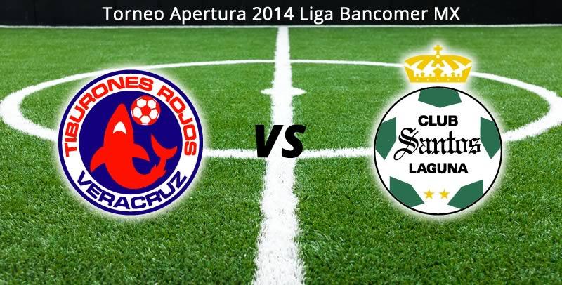 Santos vs Veracruz en vivo, Jornada 1 Apertura 2014 - veracruz-vs-santos-en-vivo-apertura-2014