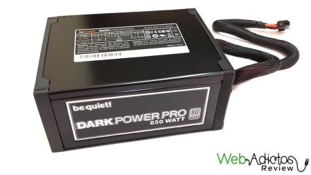 Be Quiet! Dark Power Pro 10 850W [Reseña]